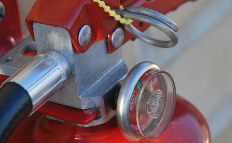 Przegląd gaśnic – w trosce o nasze bezpieczeństwo